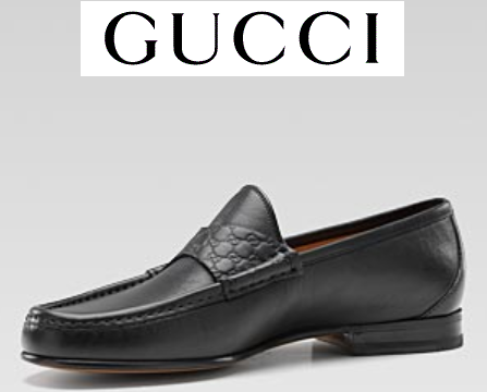 $580 AUTHENTIC GUCCI *BRAND NEW* GG SIGNATURE GUCCISSIMA LEATHER MOCCASINS SHOES