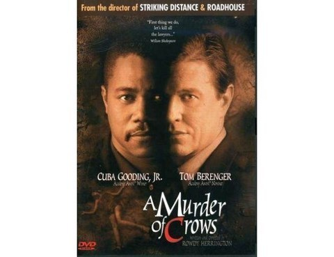 A Murder of Crows (DVD, 2000)