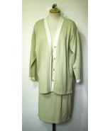 HELEN HSU NY Women's Pale Green Cream SANTANA K... - $21.99