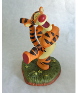 Enesco Pooh and Friends Tigger You're Huggerific Porcelain Figurine - $18.95