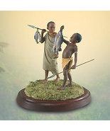 Ebony Visions, Good Catch by Thomas Blackshear,... - $165.00