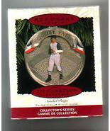 SATCHEL PAIGE,  Hallmark Ornament,  Cleveland I... - $13.12