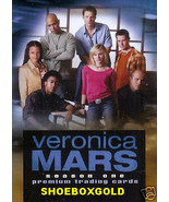 Factory Sealed Box of VERONICA MARS Season One ... - $76.25