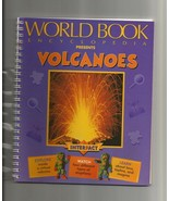 Volcanoes,World Book Encyclopedia Book & Disk,N... - $4.75