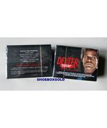 DEXTER, SEASON 4, PREMIUM CARD SET by BREYGENT ... - $64.99
