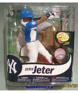 RARE, DEREK JETER - NEW YORK YANKEES, CHASE McF... - $79.37