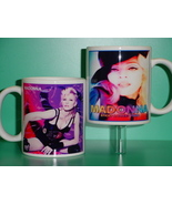 Madonna Sticky & Sweet 2 Photo Collectible Mug 05 - $14.95