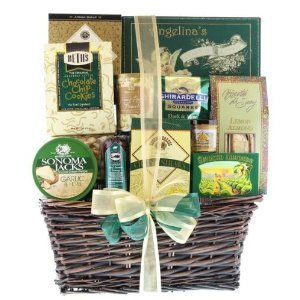 Buy holiday gift baskets with free shipping - Festive Christmas Holiday Extravaganza Elegant Special Delicacies Gift Baskets