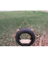 Tire Swing For Tree  Swing Made from Recycled Tire - $119.00