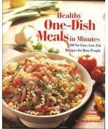 Prevention's Healthy One-Dish Meals in Minutes ... - $8.00