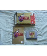 Nintendo 64 - The Legend of Zelda: Ocarina of Time