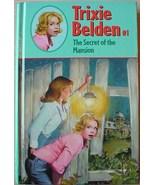 Trixie Belden #1 SECRET OF THE MANSION Julie Ca... - $3.99