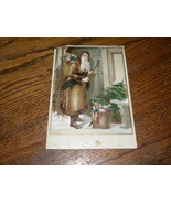 Antique Christmas And Ad Card Jersey Coffee Old... - $10.00