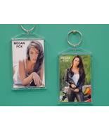 Megan Fox 2 Photo Designer Collectible Keychain 02 - $9.95