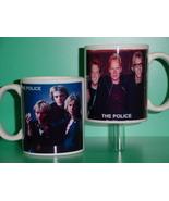 The Police Sting 2 Photo Designer Collectible Mug - $14.95