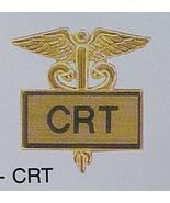 CRT Certified Respiratory Tech Lapel Pin 3509G New - $10.97