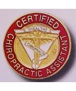 Certified Chiropractic Assistant Emblem Lapel P... - $9.97