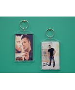 Ricky Martin 2 Photo Designer Collectible Keychain - $9.95