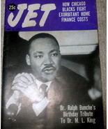 January 22, 1970 Jet Magazine Dr. Martin Luther King
