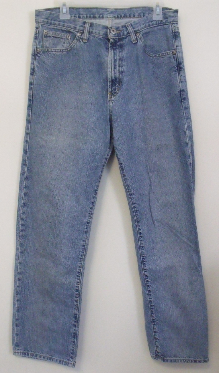 Mens R L Polo Jeans Co Denim Blue Jeans Size Waist 31 Inseam 32