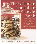 The Ultimate Chocolate Cookie cookbook by Bruce... - $8.00