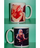Avril Lavigne 2 Photo Designer Collectible Mug - $14.95