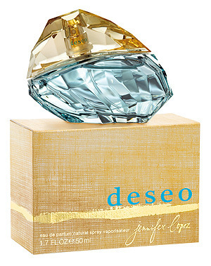 Deseo EDP Spray 1.7 Oz JLo Jennifer Lopez Perfume Women 50mL