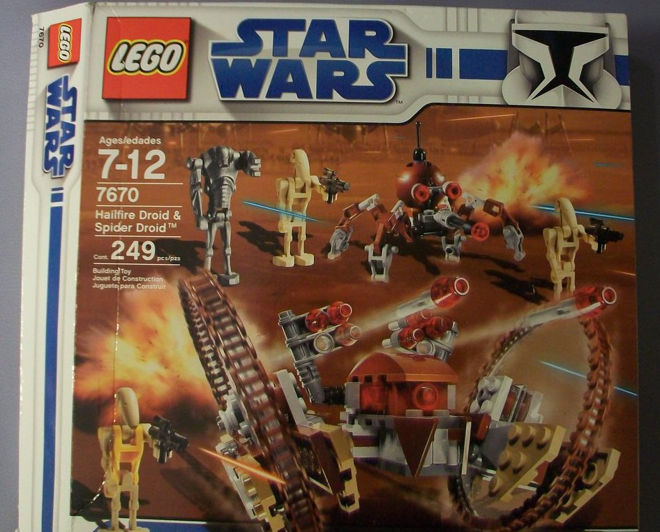 Lego Star Wars Instructions Online