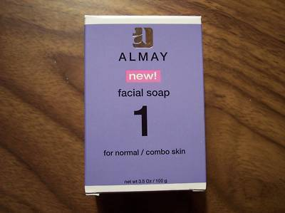 Almay Step 1 Facial Soap (Normal Skin) 100g/3.5oz