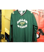 DALLAS STARS NHL YOUTH X-LARGE (18) JERSEY NEW - $20.99