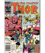 The Mighty Thor #357 Marvel Comic Book - $4.99
