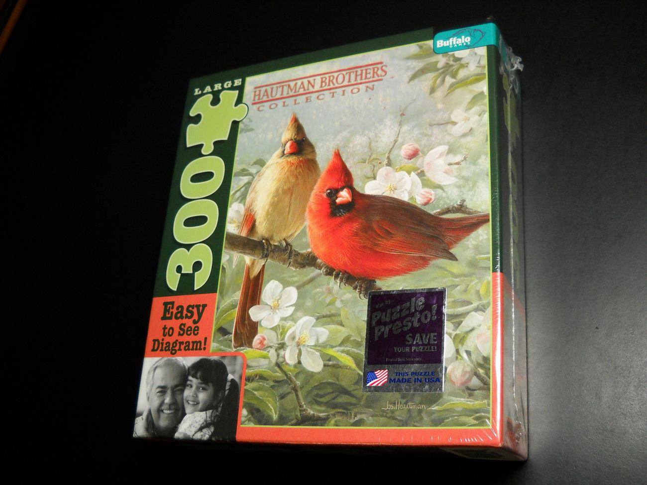 Jigsaw_puzzle_buffalo_games_orchard_cardinals_300_large_pieces_sealed_05