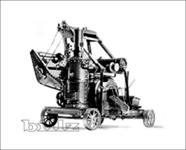 OnTrak HO 5107 - 1920 Steam Powered Cement Mixe... - $32.50