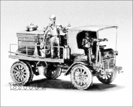 OnTrak HO 5126 - 1909 Autocar Kerosene Tank Tru... - $32.50