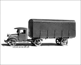 OnTrak HO 5143 - 1926 Kleiber Semi with Van Tra... - $39.50