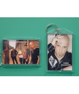 Chris Daughtry 2 Photo Designer Collectible Key... - $9.95
