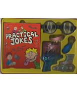 Practical Jokes Tricks whoopee cushion book mag... - $17.77