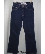 EXPRESS BLEUS Jeans Womens Sz 1/2 R - $15.99