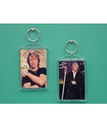 Jon Bon Jovi 2 Photo Designer Collectible Keych... - $9.95
