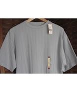 Mens Short Sleeve Shirt Small S Light Blue Hagg... - $5.00