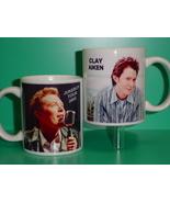 Clay Aiken Jukebox Tour 2 Photo Collectible Mug 02 - $14.95
