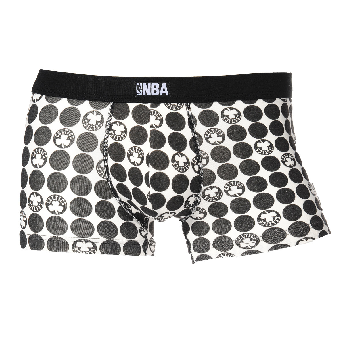 Buy mens underwear - NBA Boston Celtics Men\'s Underwear Boxer Sizes: L / XL / XXL Color: Black - Black - XL