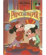 Prince And The Pauper Walt Disney Mickey Mouse ... - $9.99
