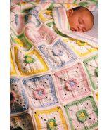 Y935 Crochet PATTERN ONLY Precious Petals Baby ... - $9.45