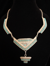 Nativeamericanzunisterlingneedlepointturquoisenecklace_thumb200