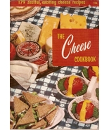 THE CHEESE COOKBOOK CULINARY ARTS INSTITUTE 195... - $5.00