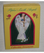 1998 Pipka Earth Angels Elizabeth Forget-Me-Not  #11506 Ornament w/ Orig. box