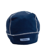 Kushies Baby Brights Hat Navy Size 1 Month - $9.99