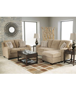 OLIVIA - MODERN TAUPE SOFA COUCH QUEEN SLEEPER ... - $1,435.79