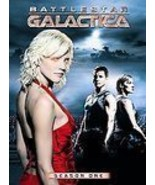 Battlestar Galactica - Season 1 DVD ~ 2005, 5-D... - $24.00
